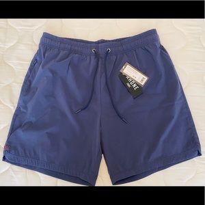 Men's Rhone Fletcher Swim Trunks Shorts Large